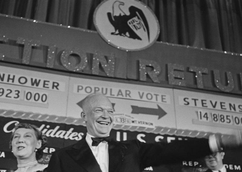 #42. 1952: Dwight D. Eisenhower vs. Adlai Stevenson