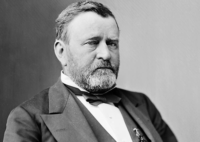 #41. 1872: Ulysses S. Grant vs. Thomas Hendricks