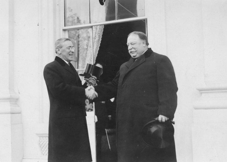 #40. 1912: Woodrow Wilson vs. Theodore Roosevelt
