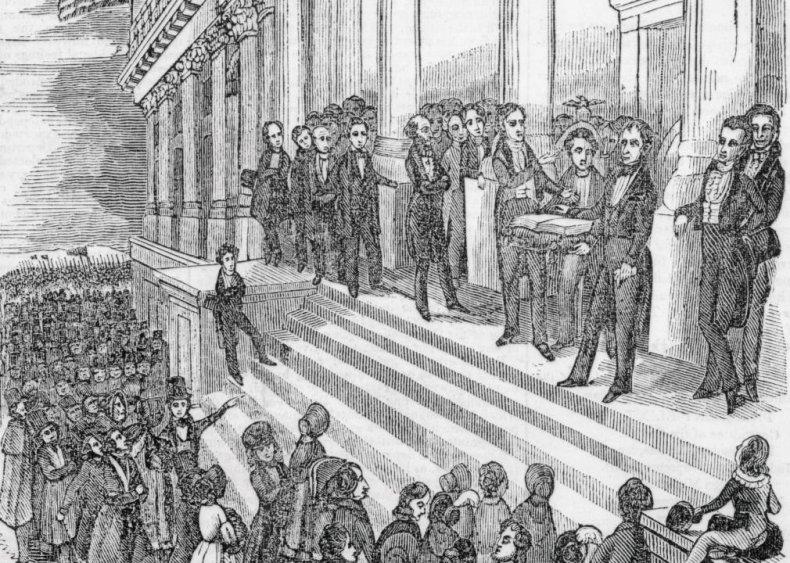 #38. 1840: William Henry Harrison vs. Martin Van Buren
