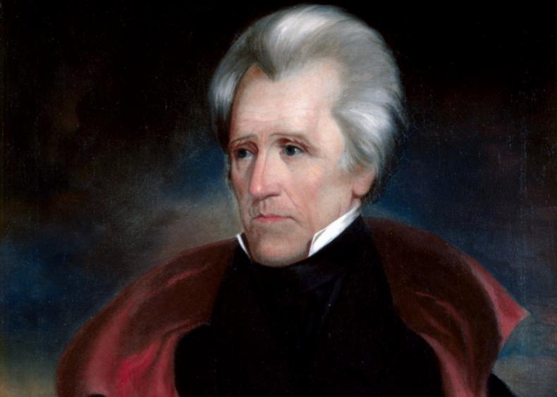 #36. 1832: Andrew Jackson vs. Henry Clay