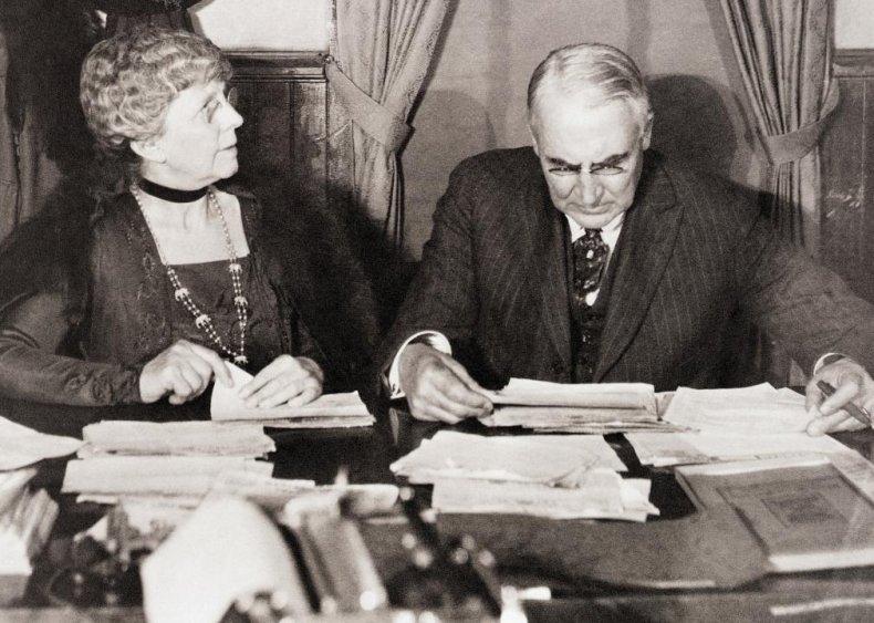 #35. 1920: Warren Harding vs. James Cox