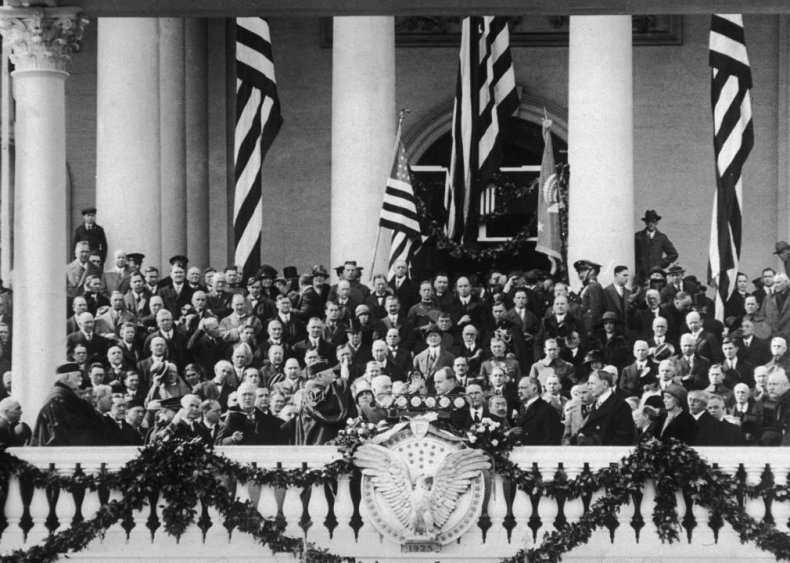 #33. 1924: Calvin Coolidge vs. John Davis
