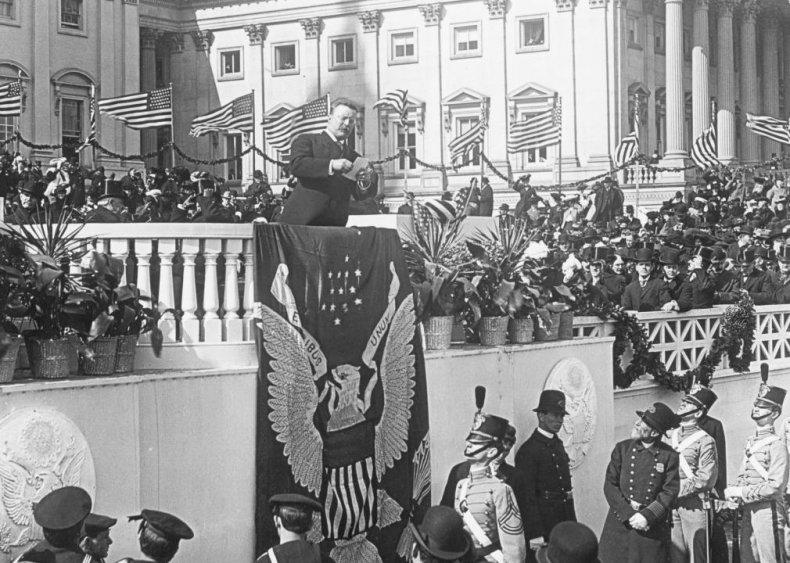 #32. 1904: Theodore Roosevelt vs. Alton Parker
