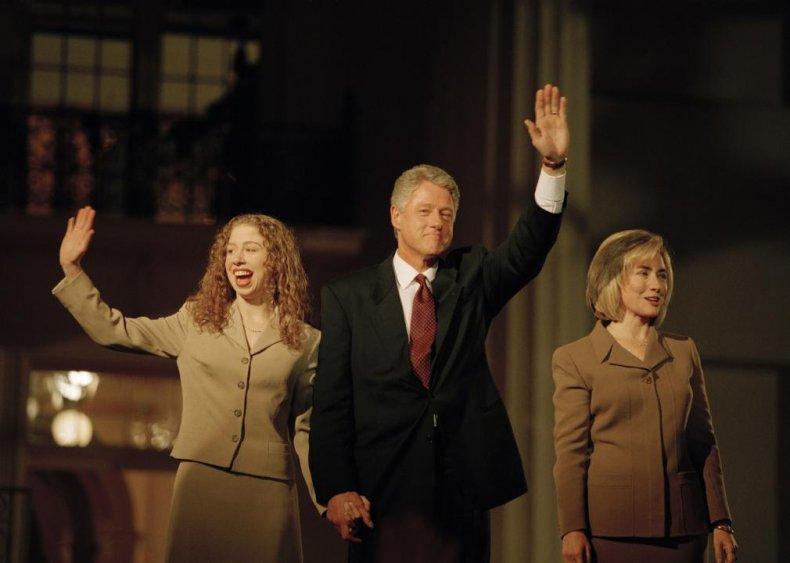 #31. 1996: Bill Clinton vs. Bob Dole