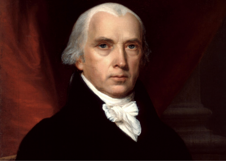 #30. 1808: James Madison vs. Charles C. Pinckney