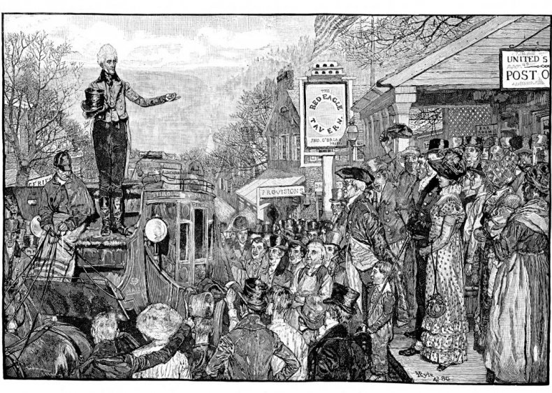 #28. 1828: Andrew Jackson vs. John Quincy Adams