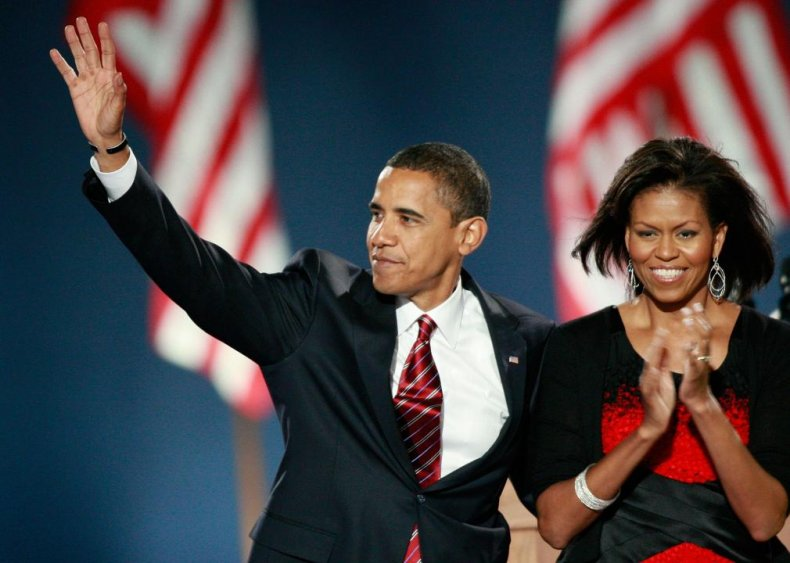 #27. 2008: Barack Obama vs. John McCain