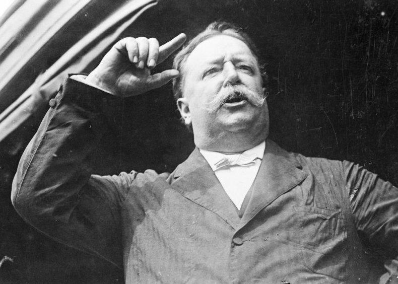 #26. 1908: William Taft vs. William Jennings Bryan