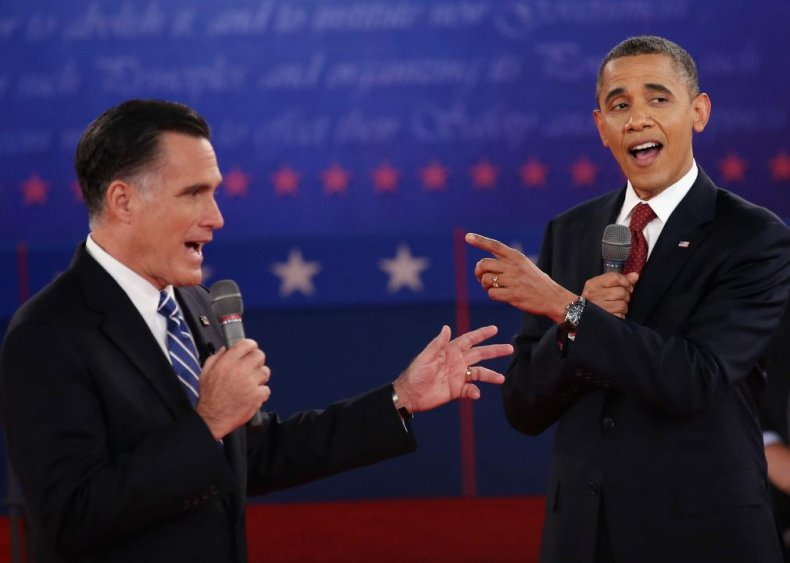 #22. 2012: Barack Obama vs. Mitt Romney