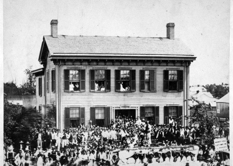 #20. 1860: Abraham Lincoln vs. John Breckinridge