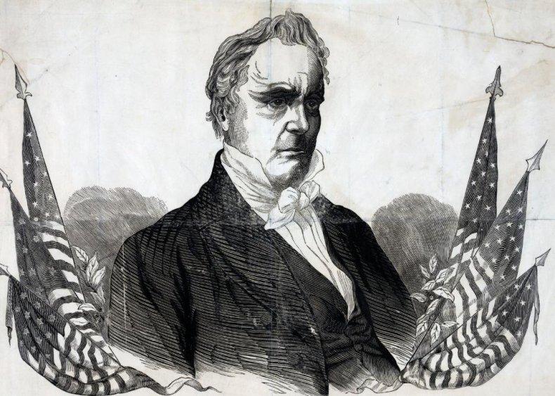 #18. 1856: James Buchanan vs. John Frémont