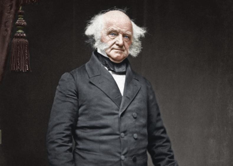 #15. 1836: Martin Van Buren vs. William Henry Harrison