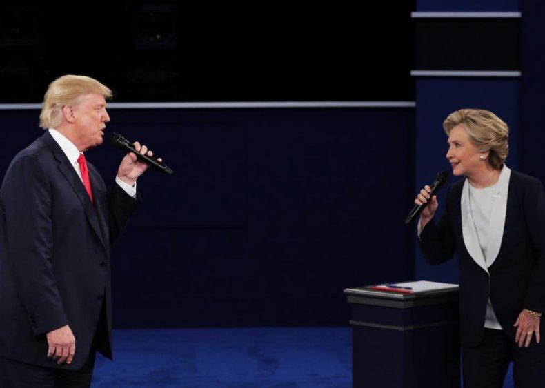 #13. 2016: Donald Trump vs. Hillary Clinton