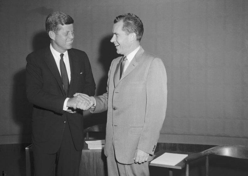 #12. 1960: John F. Kennedy vs. Richard Nixon