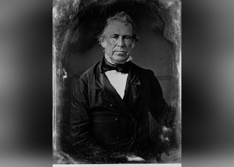 #11. 1848: Zachary Taylor vs. Lewis Cass