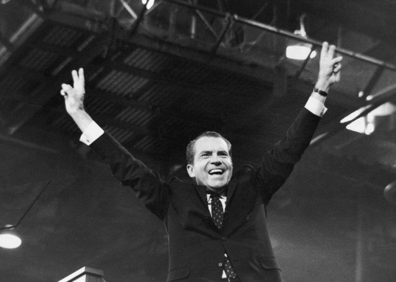 #10. 1968: Richard Nixon vs. Hubert Humphrey
