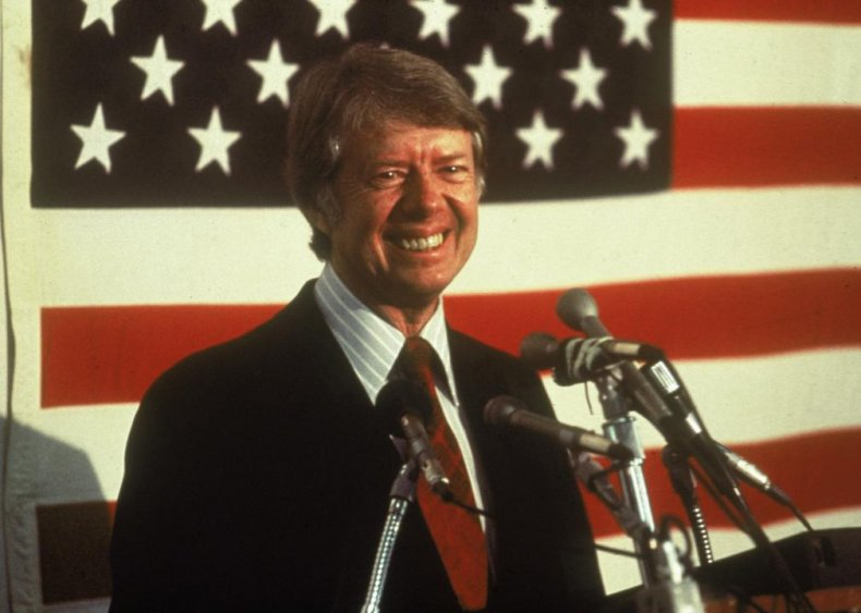 #9. 1976: Jimmy Carter vs. Gerald Ford
