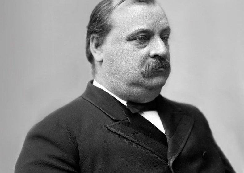 #8. 1884: Grover Cleveland vs. James Blaine