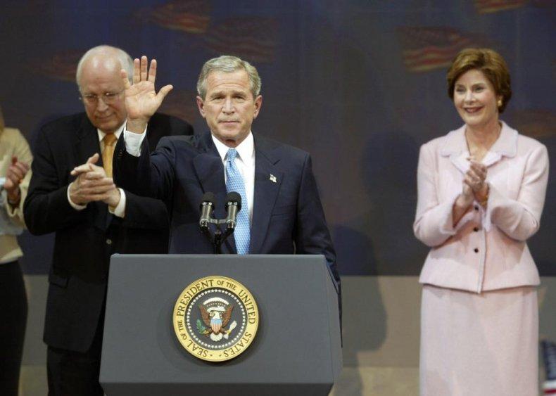 #7. 2004: George W. Bush vs. John Kerry