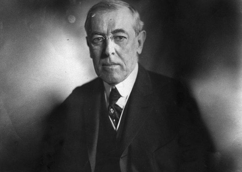 #5. 1916: Woodrow Wilson vs. Charles Evans Hughes
