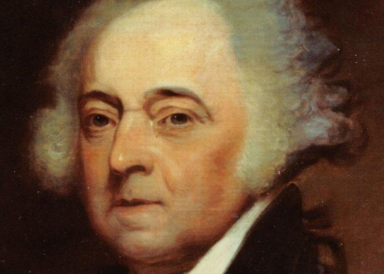 #4. 1796: John Adams vs. Thomas Jefferson