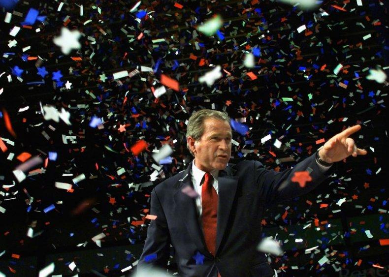 #3. 2000: George W. Bush vs. Al Gore