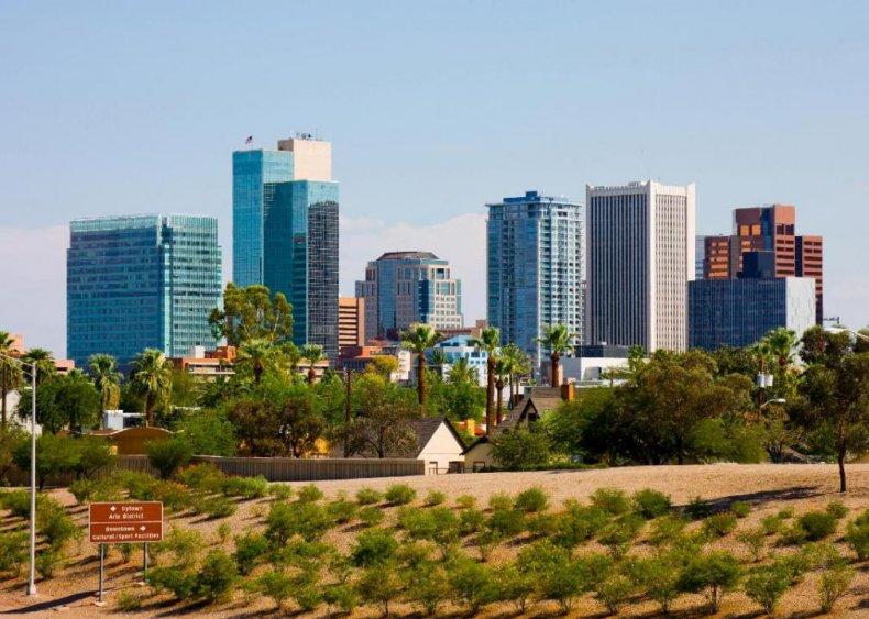 #12. Arizona