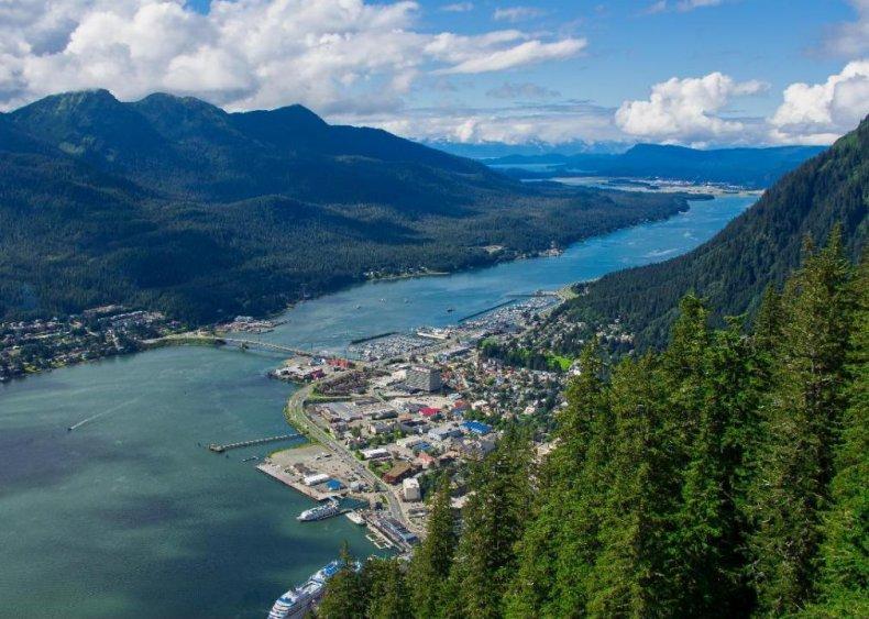 #10. Alaska