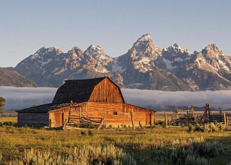 #2. Wyoming