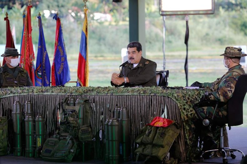 venezuela, military, nicolas, maduro