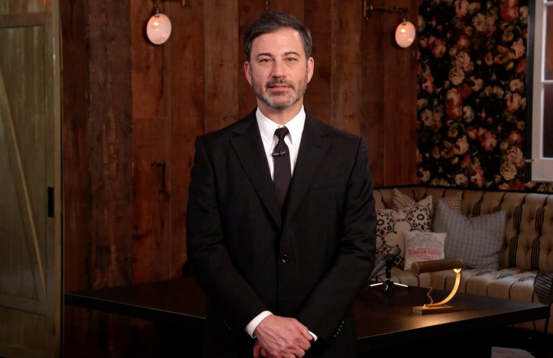 Jimmy Kimmel's Election Day 2020 Wish?