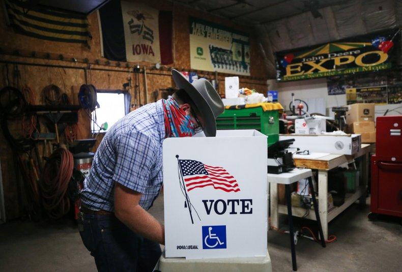 donald trump iowa election results