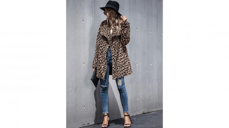 statement coat ador