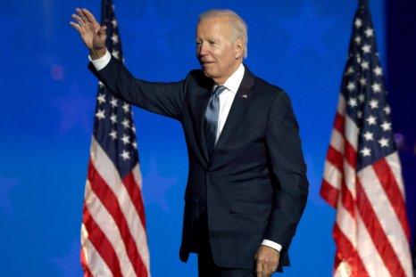 Joe Biden election 2020