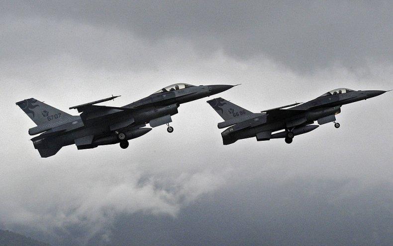 Taiwan Air Force