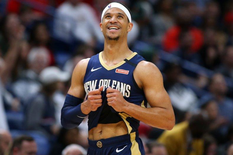Josh Hart, New Orleans Pelicans