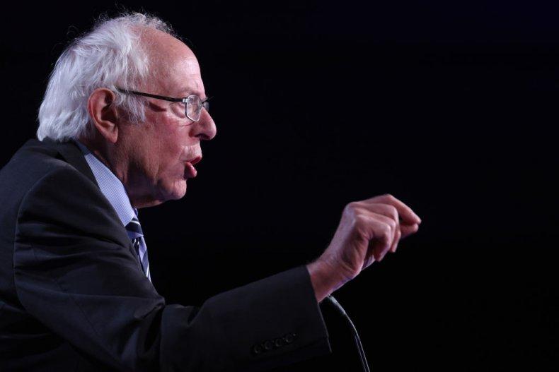 Bernie Sanders George Washington University Speech Democracy