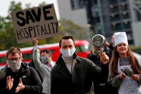 Chef Jason Atherton joins hospitality COVID protest