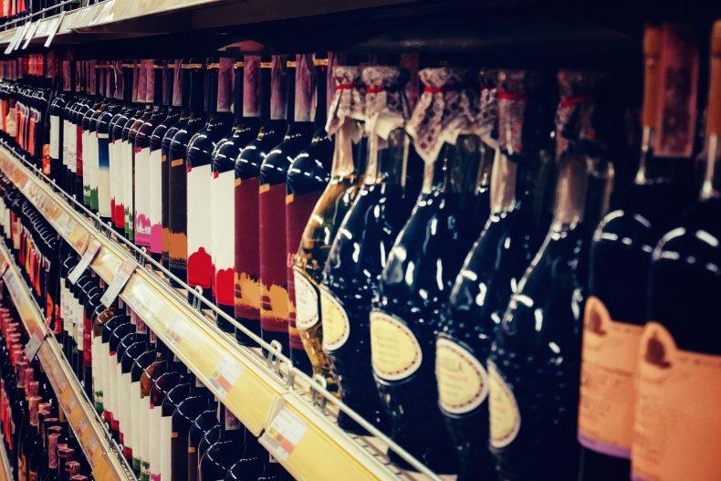 Liquor store Google Trends