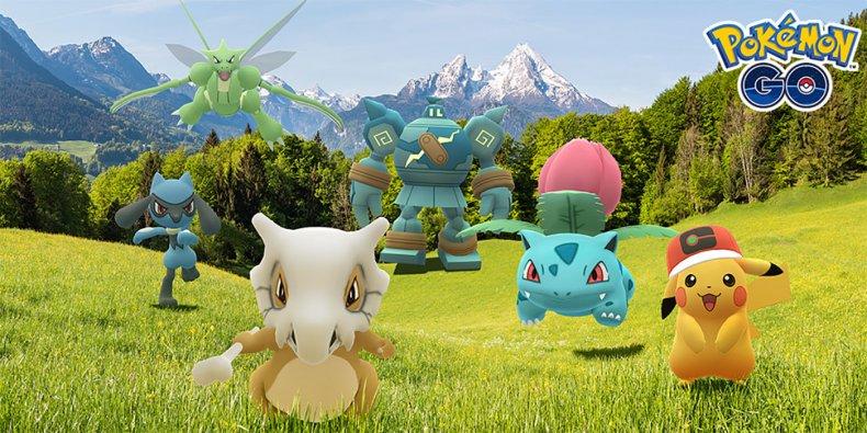pokemon go animation week event
