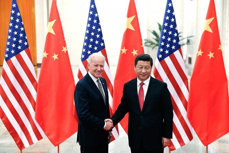 Biden China Xi Jinping