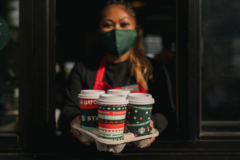 Starbucks Red Cups 2020: What Christmas Holiday Drinks are ...