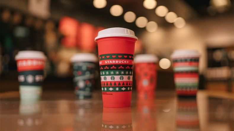 Starbucks Collectible Cup 2020