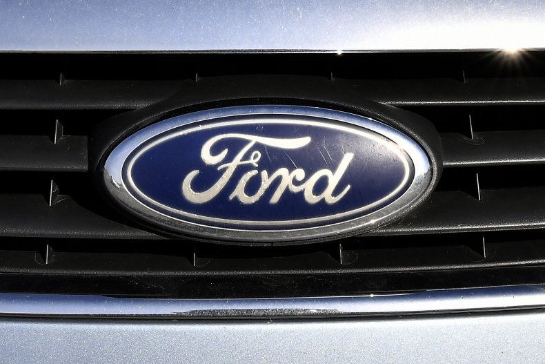 ford vehicle recall