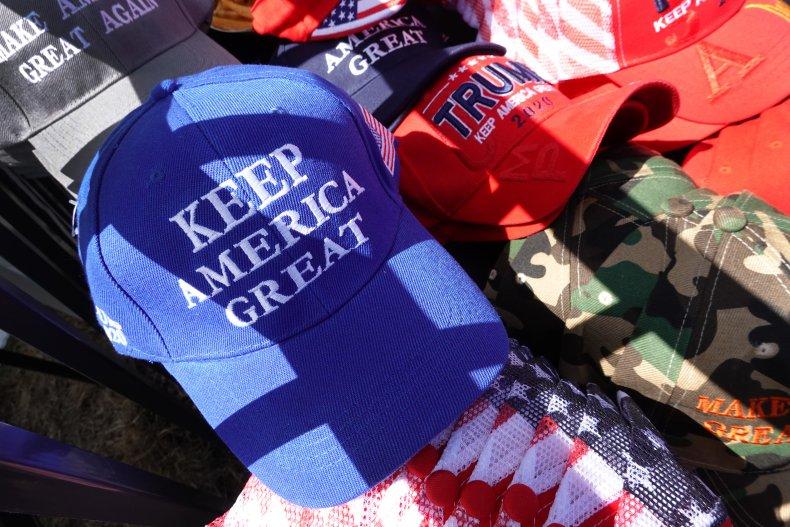 President Donald Trump merchandise