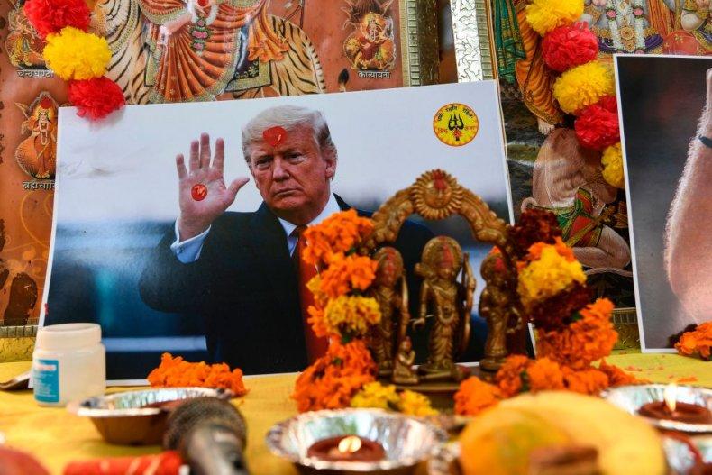 donald trump hindu
