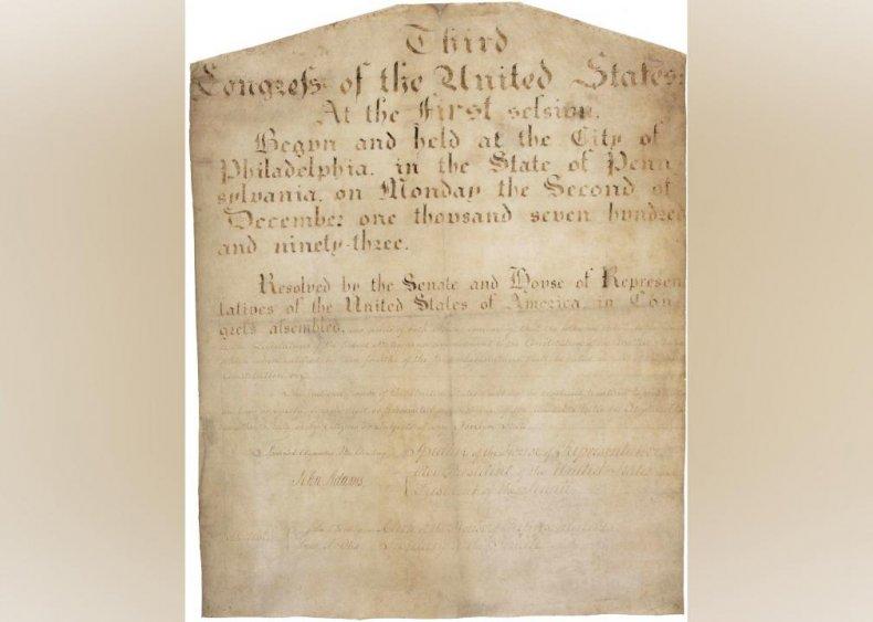 1793: Chisholm v. Georgia