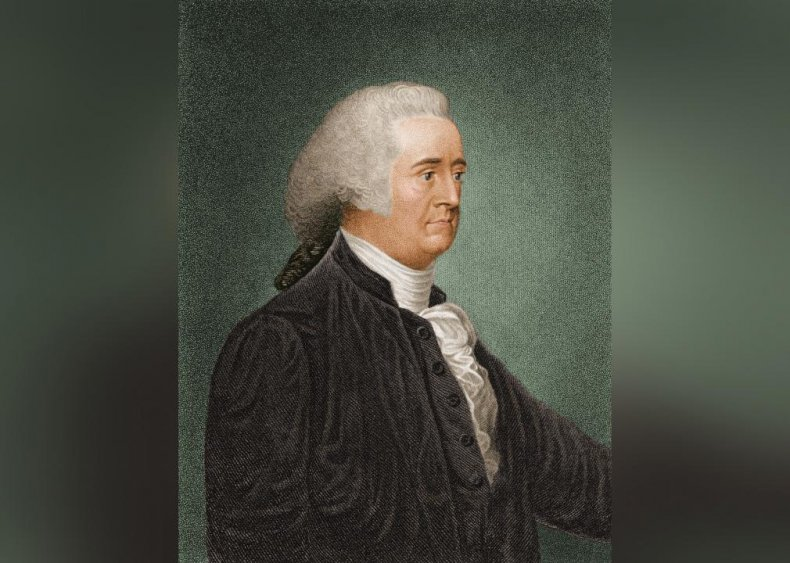 1795: Rutledge removed from the Supreme Court