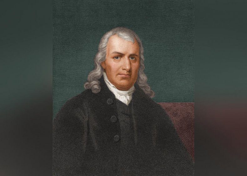 1804: Chase impeached